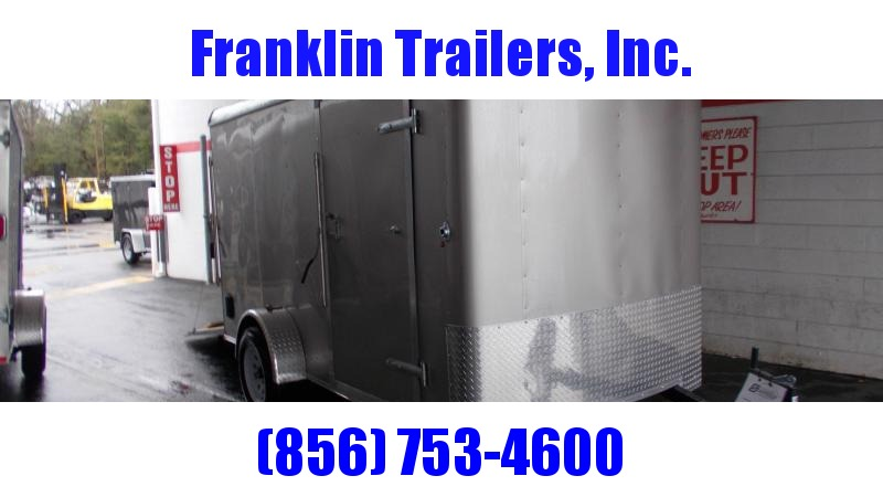 2020 Carry-On 6X12 Enclosed Cargo Trailer 2022018