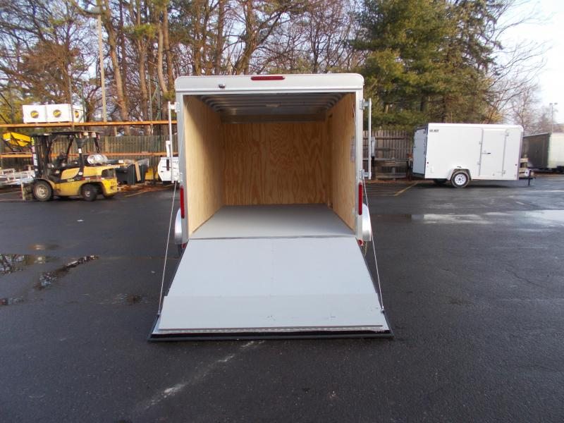 2020 Car Mate  7X12 Enclosed Cargo Trailer 2021466