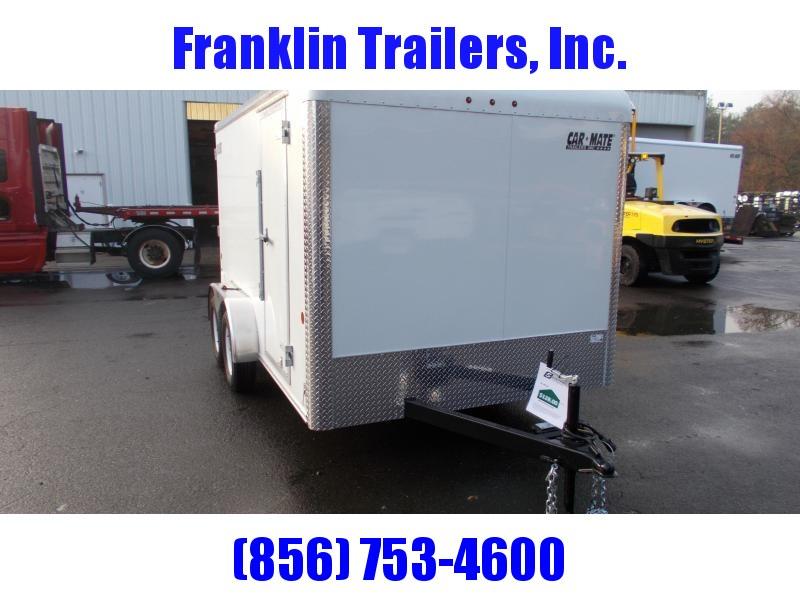 2020 Car Mate  7X12 Enclosed Cargo Trailer 2021466