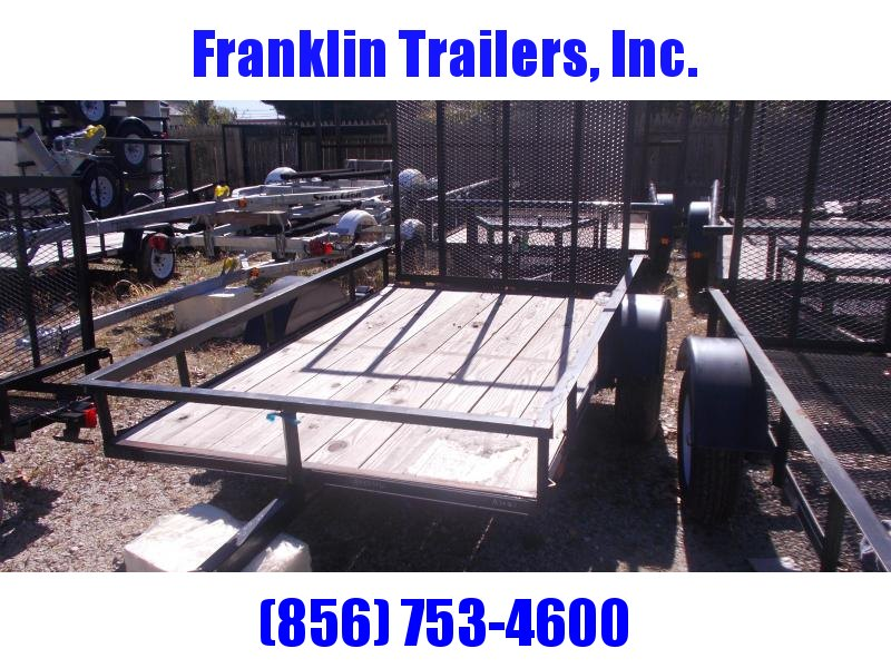 2020 Carry-On 5X8 Utility Trailer 2020989
