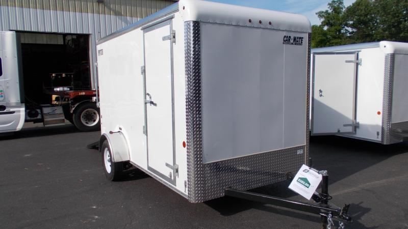 2020 Car Mate 6X12 Enclosed SPORSTER Cargo Trailer 2022326