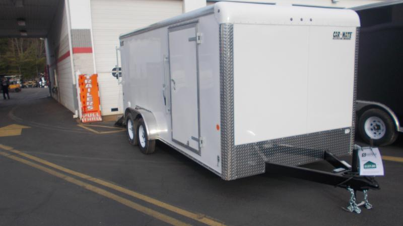 2020 Car Mate 7 X 16 Cargo Trailer 2021968
