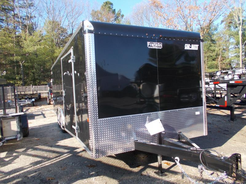 2020 Car Mate  8X24 Enclosed Cargo Trailer 2021287