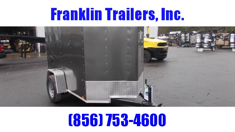 2021 Cargo Express 5X8 Enclosed Cargo Trailer 2021972