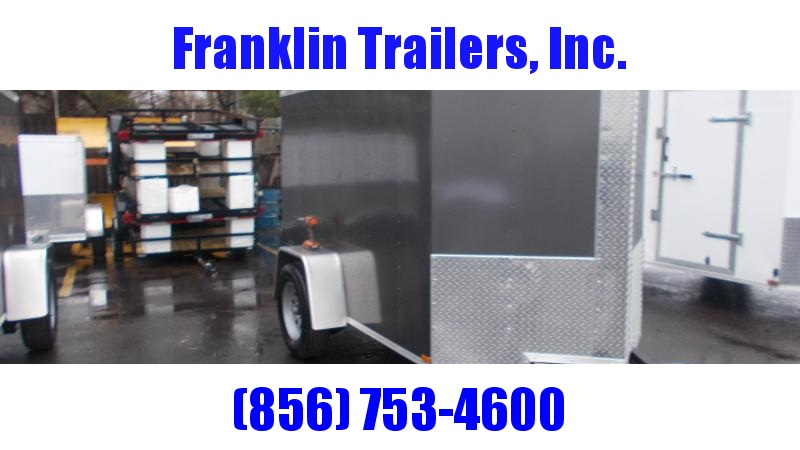 2020 Lark 5X8 Enclosed Cargo Trailer 2022015