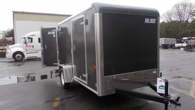 2020 Car Mate 6X12 Enclosed Cargo Trailer 2022010