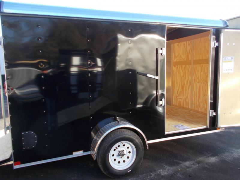 2020 Carry-On 7X12 Enclosed Cargo Trailer 2021626