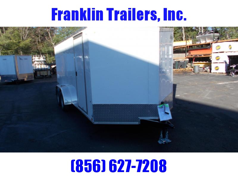2020 Cargo Express 7X16 Enclosed Cargo Trailer 2021284