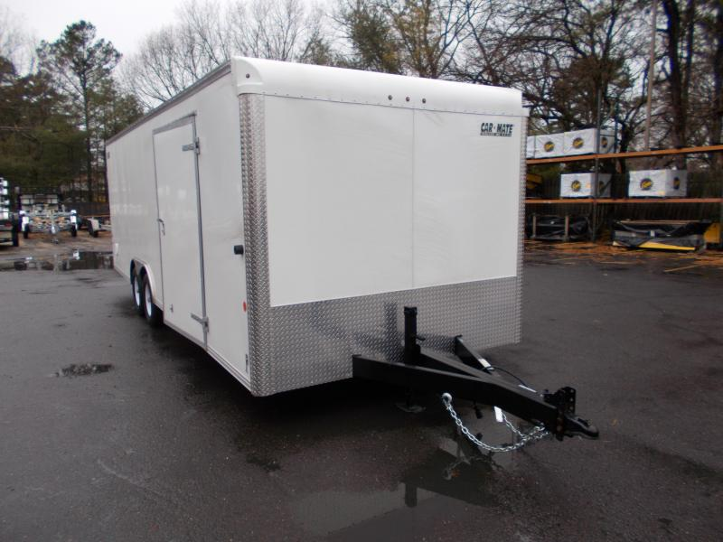 2020 Car Mate 8.5x24 Car / Racing Trailer 2021351