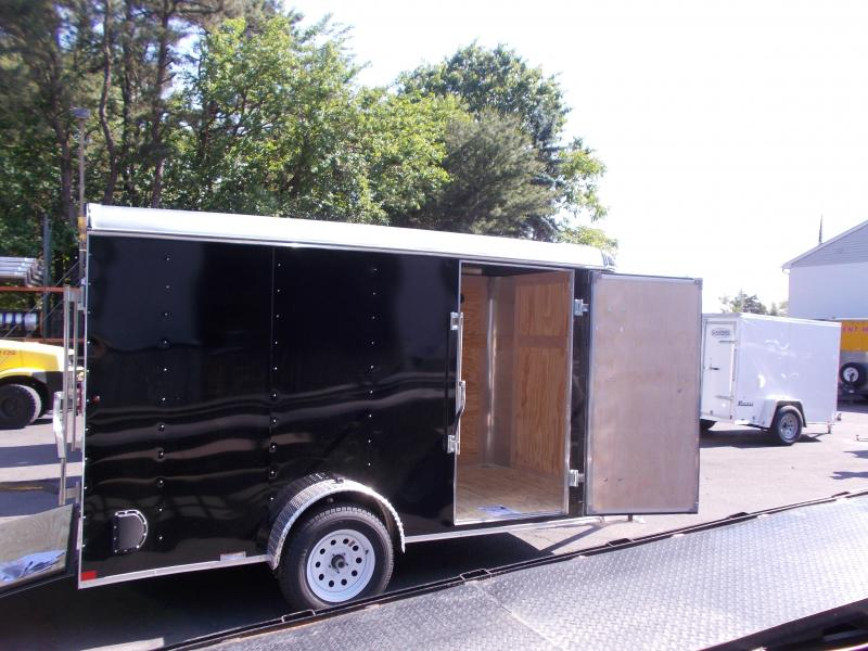 2019 Carry-On 6X12 Enclosed Cargo Trailer 2020694