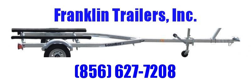 2020 Load Rite 16F1200W Small V-Bunk (Welded Frame) Boat Trailer 2021496