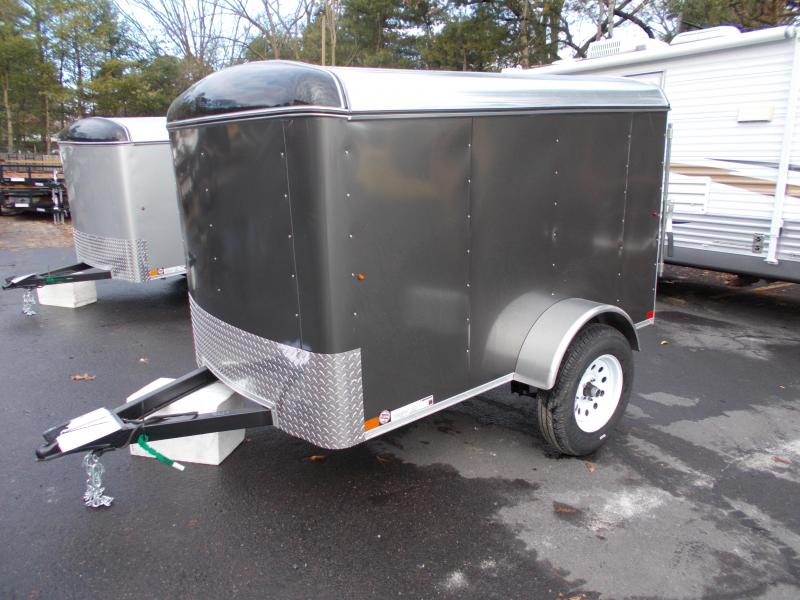 2020 Carry-On 5X8 Enclosed Cargo Trailer 2021324