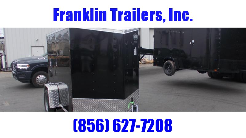 2021 Cargo Express 5X8 Enclosed Cargo Trailer 2021975