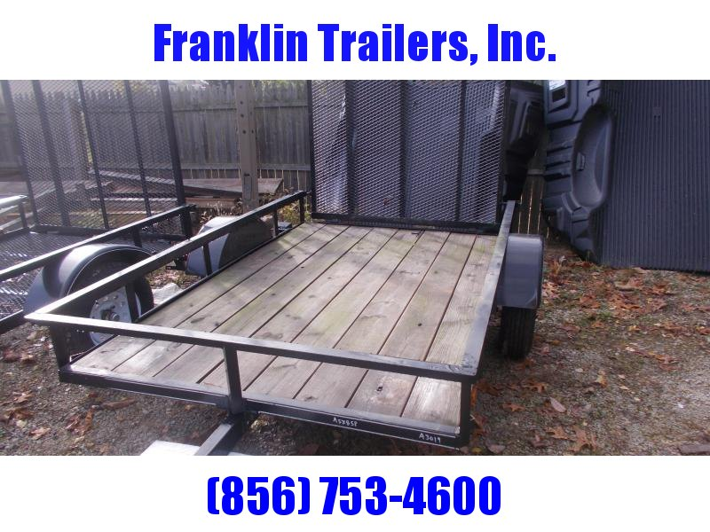 2020 Carry-On 5X8 Utility Trailer 2020981
