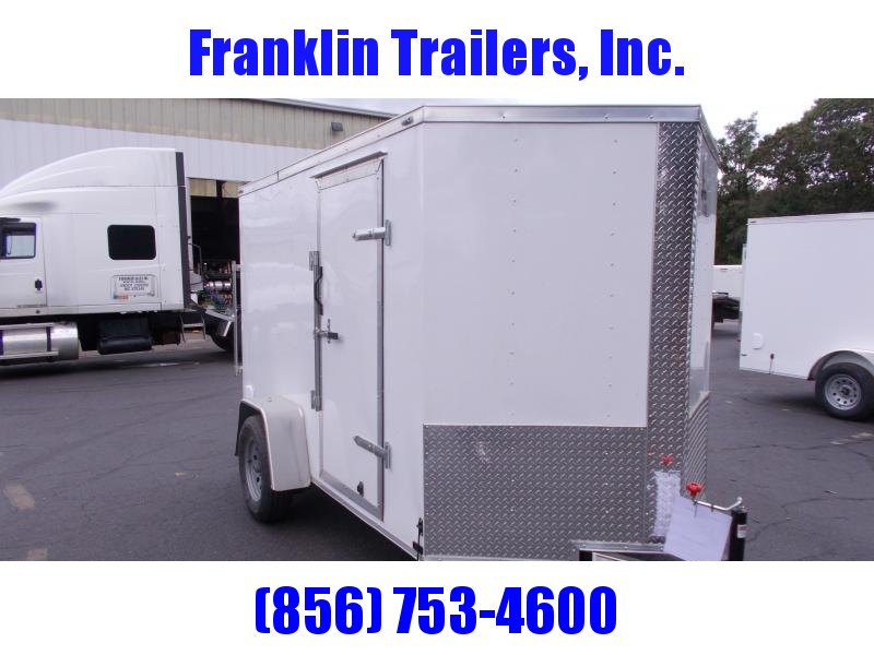 2020 Lark 6 X 10 Enclosed Cargo Trailer 2021084
