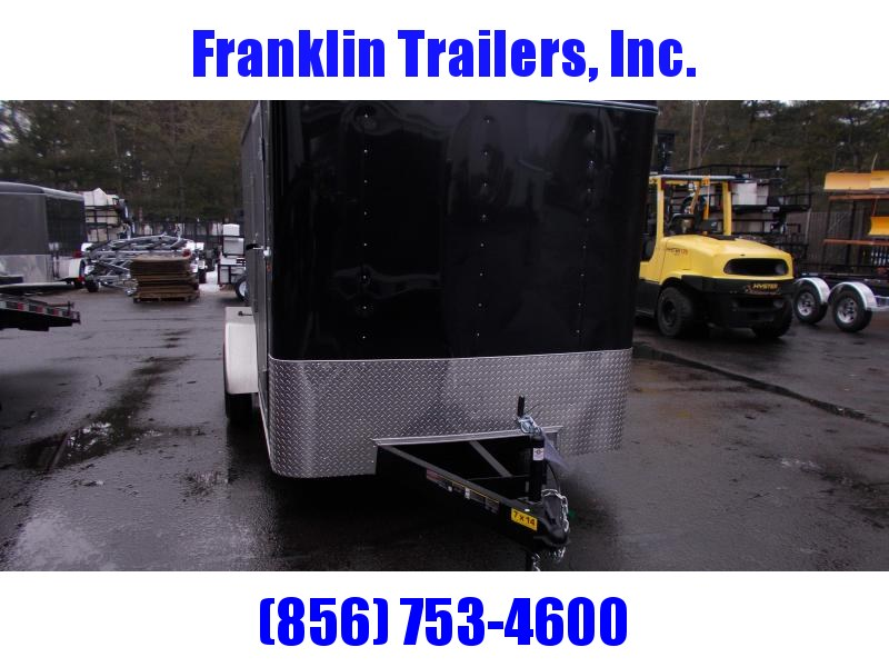 2019 Carry-On 7X14 Enclosed Cargo Trailer 2019935