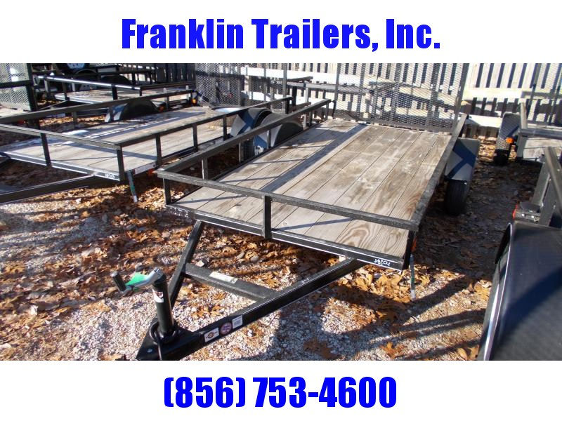 2020 Carry-On 5X10 Utility Trailer 2021250