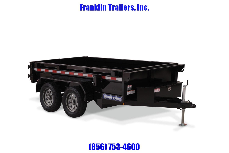 2020 Sure-Trac 62in x 10 LProfile Dump 7K Single Ram 2021406