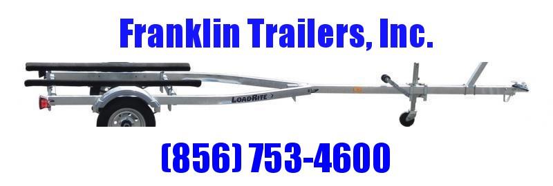2020 Load Rite 16F1200W Small V-Bunk (Welded Frame) Boat Trailer 2021488