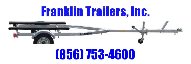 2020 Load Rite 16F1200W Small V-Bunk (Welded Frame) Boat Trailer 2021488