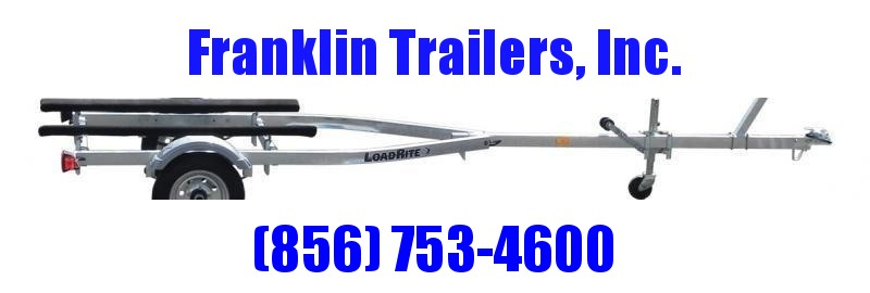 2020 Load Rite 16F1200W Small V-Bunk (Welded Frame) Watercraft Trailer 2021488