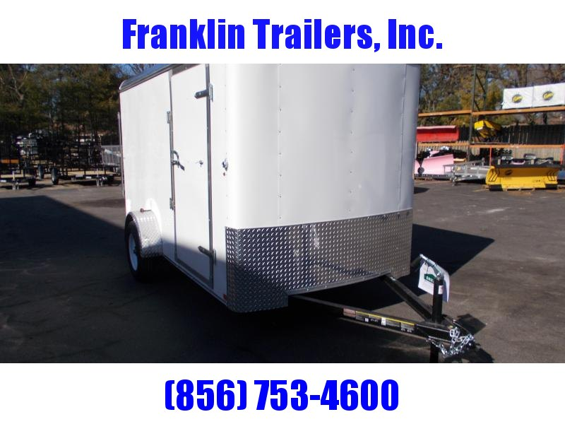 2020 Carry-On 6X12 Enclosed Cargo Trailer 2021650