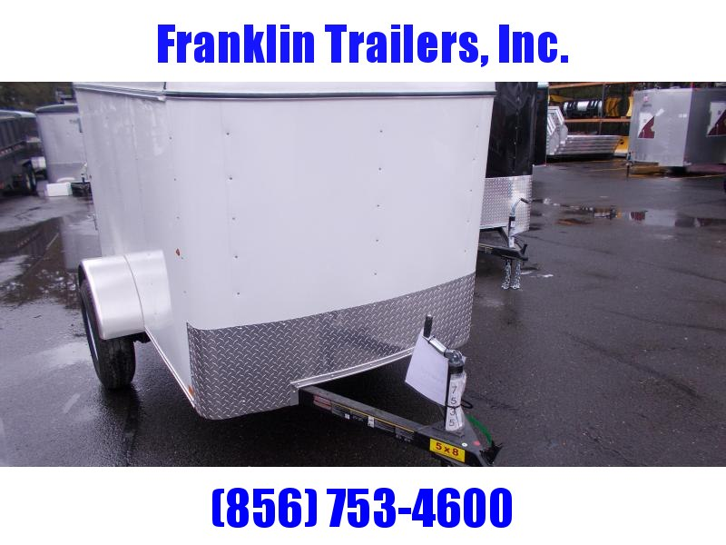 2019 Carry-On 5X8 Enclosed Cargo Trailer 2020386