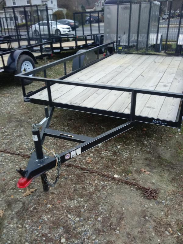 2020 Carry-On 6X12 Utility Trailer 2021227