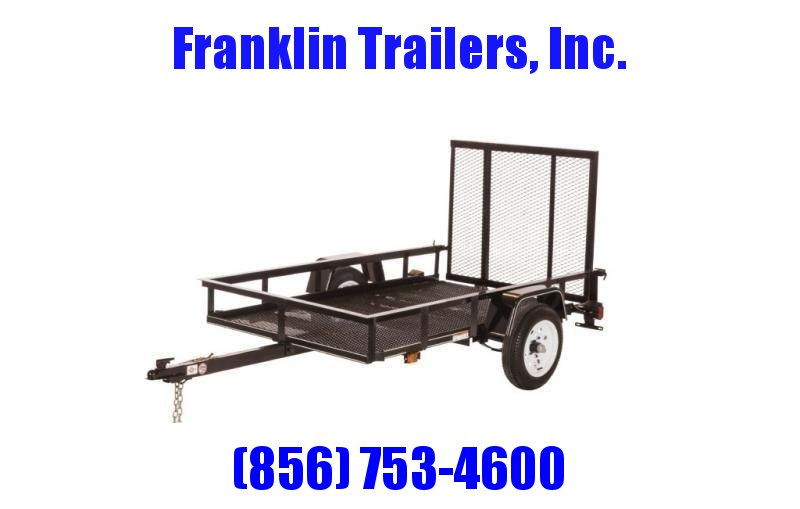 2020 Carry-On 4X6 Utility Trailer 2021337