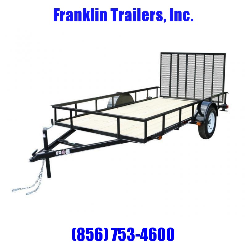 2020 Carry-On 6X12 Utility Trailer 2021892