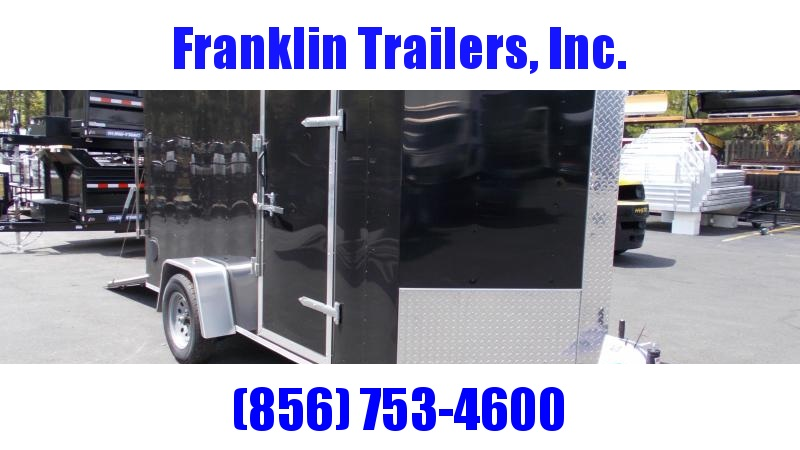 2020 Lark 6X12 Enclosed Cargo Trailer 2022235