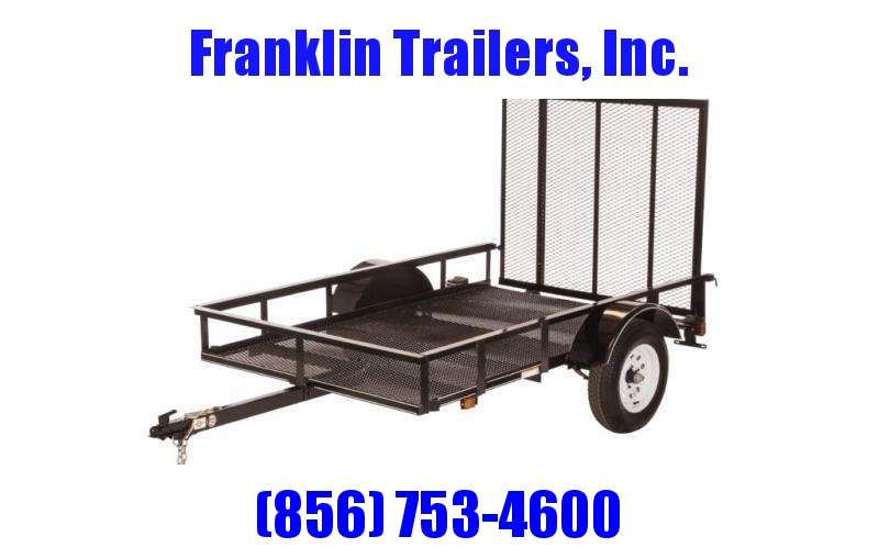 2020 Carry-On 5X8 Utility Trailer 2021616