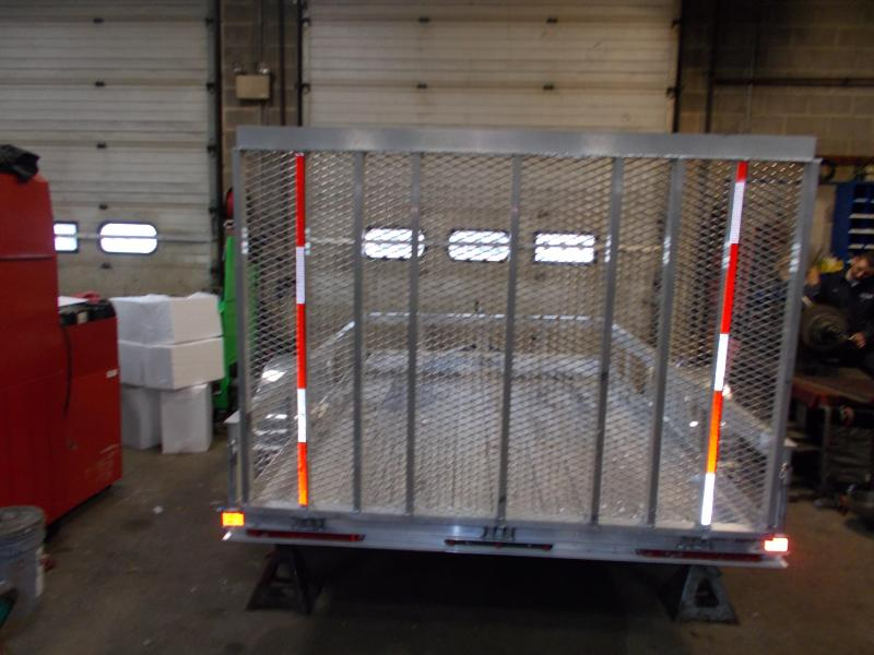2020 Carry-On 6X10 Utility Trailer 2021319
