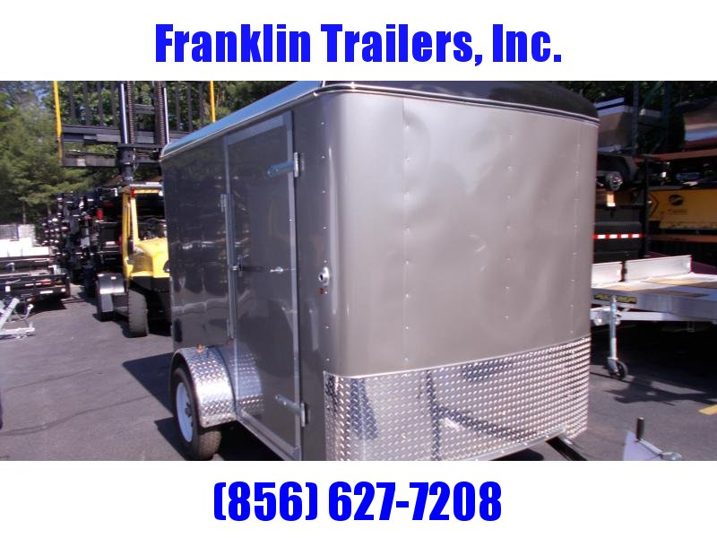2019 Carry-On 6X10 Enclosed Cargo Trailer 2020692