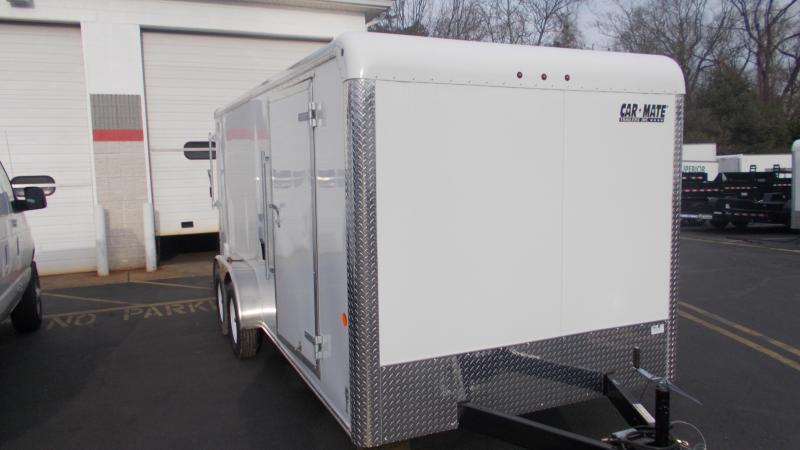 2020 Car Mate 7 X 16 Cargo Trailer 2021969