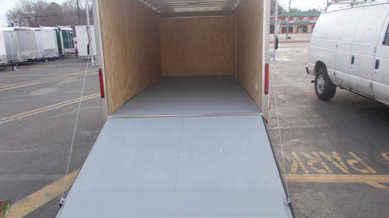 2020 Car Mate 7 X 16 Cargo Trailer 2021969