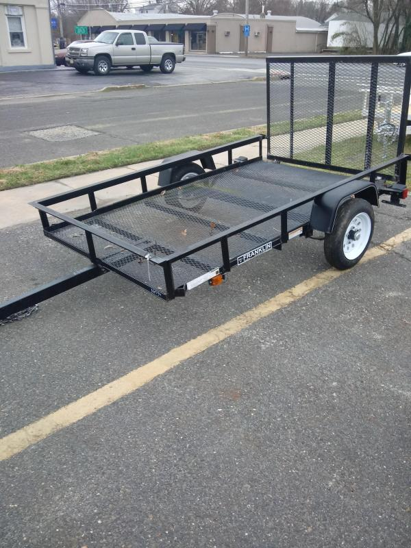 2020 Carry-On 5X8 Utility Trailer 2021240