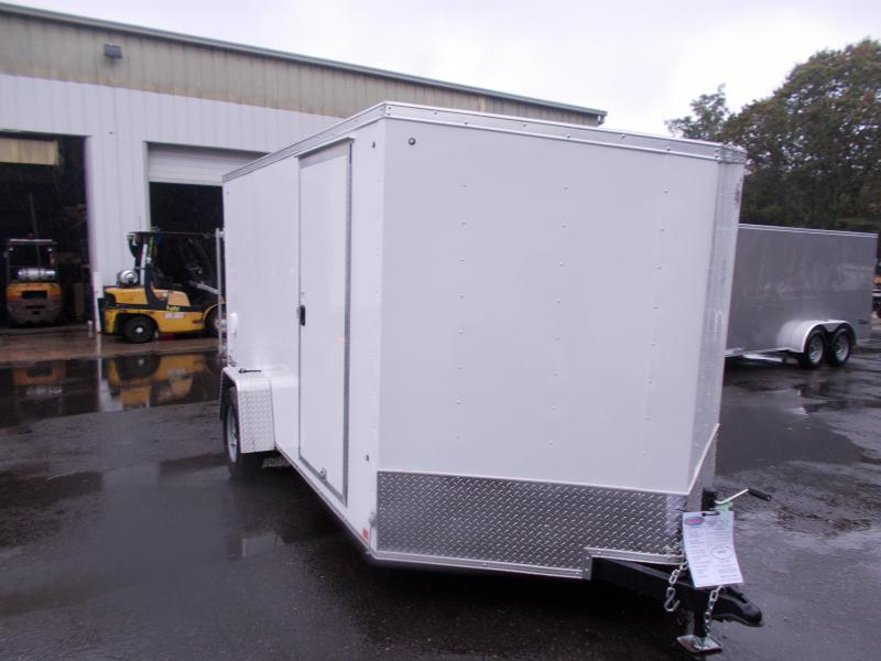 2020 Cargo Express 7 X 12 Enclosed Cargo Trailer 2021126