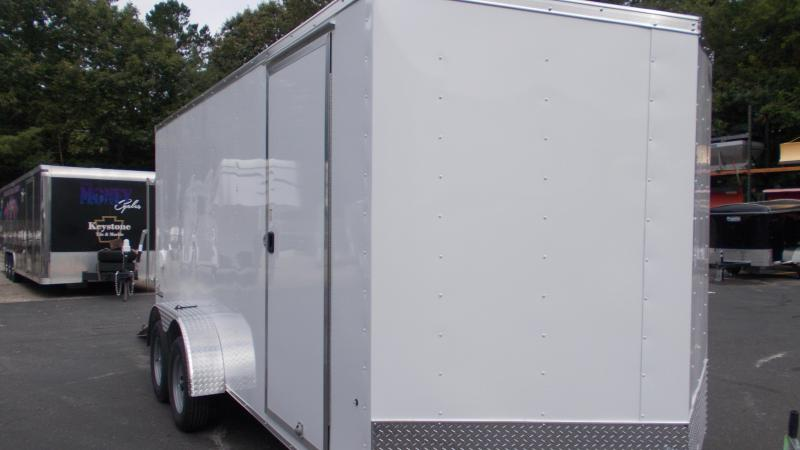 "2021 Cargo Express 7X16 6"" ADD HGHT Enclosed Cargo Trailer 2022667"