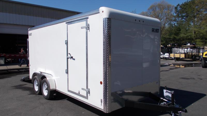 2020 Car Mate 7 X 16 Cargo Trailer 2022196