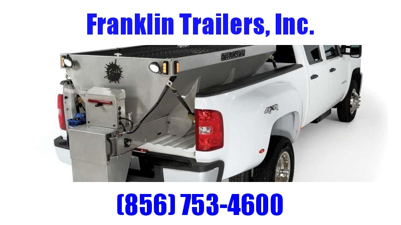 Fisher Engineering Stainless Steel Salt Spreader 99001