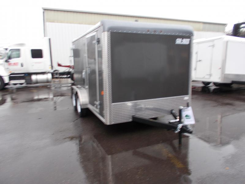 2020 Car Mate  7X12 Enclosed Cargo Trailer 2021782