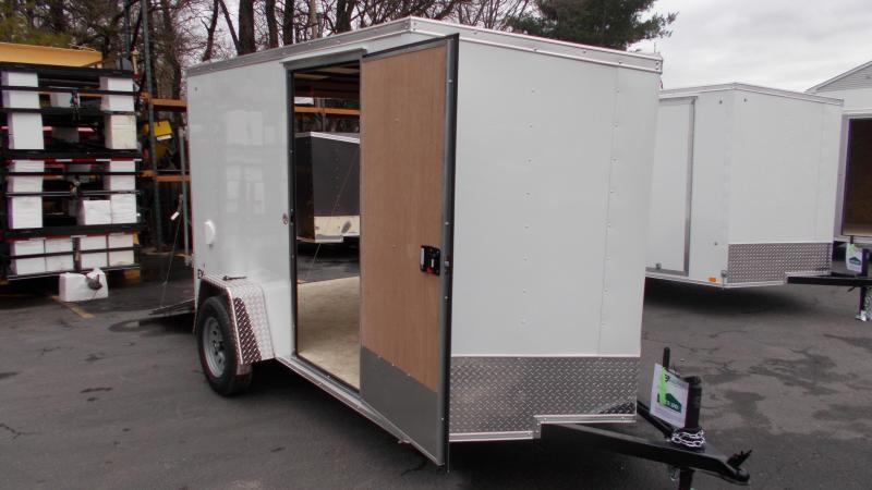 2021 Cargo Express  6X10 Enclosed Cargo Trailer 2022023