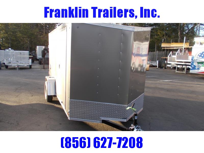 2020 Cargo Express 6X12 Enclosed Cargo Trailer 2021484
