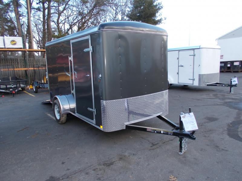 2020 Carry-On 6X12 Enclosed Cargo Trailer 2021433