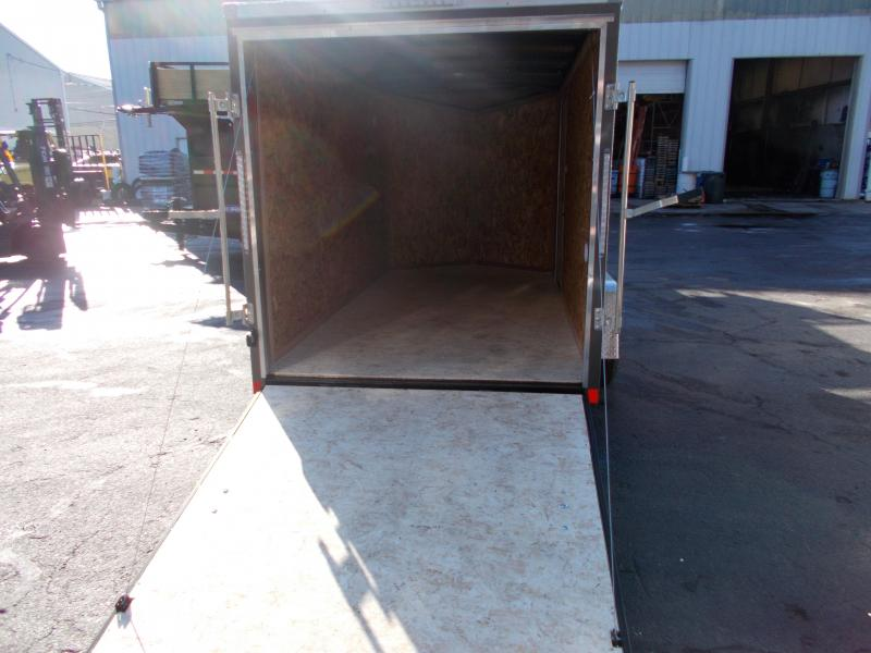 2020 Cargo Express 6X12 Enclosed Cargo Trailer 2021417