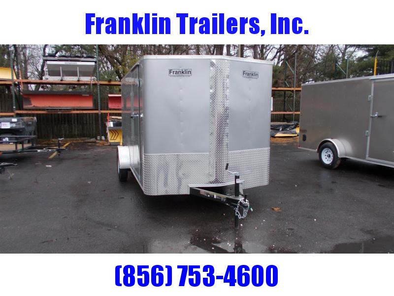 2020 Carry-On 7X14  Enclosed Cargo Trailer 2021357