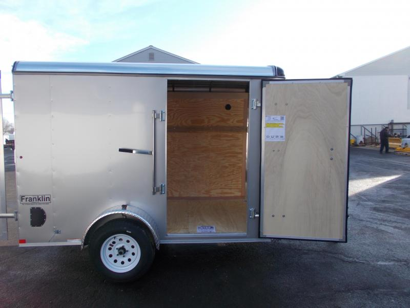 2019 Carry-On 6X10 Enclosed Cargo Trailer 2021423