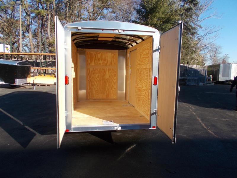 2020 Carry-On 6X10 Enclosed Cargo Trailer 2021541