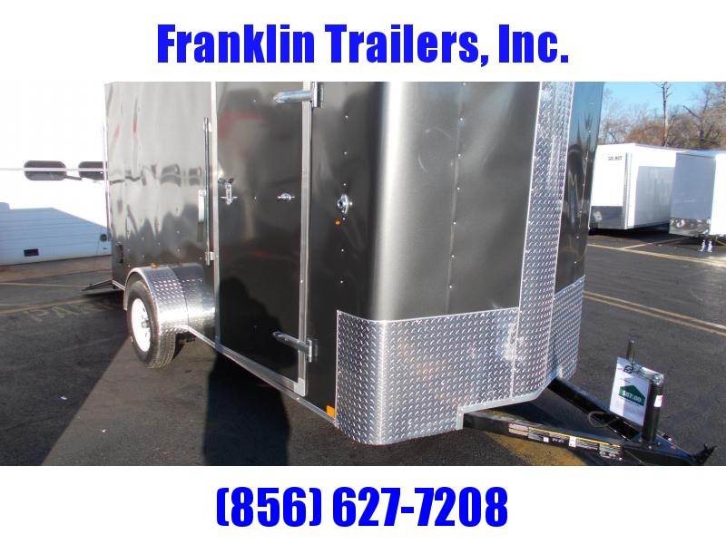 2020 Carry-On 6X14 Enclosed Cargo Trailer 2021537